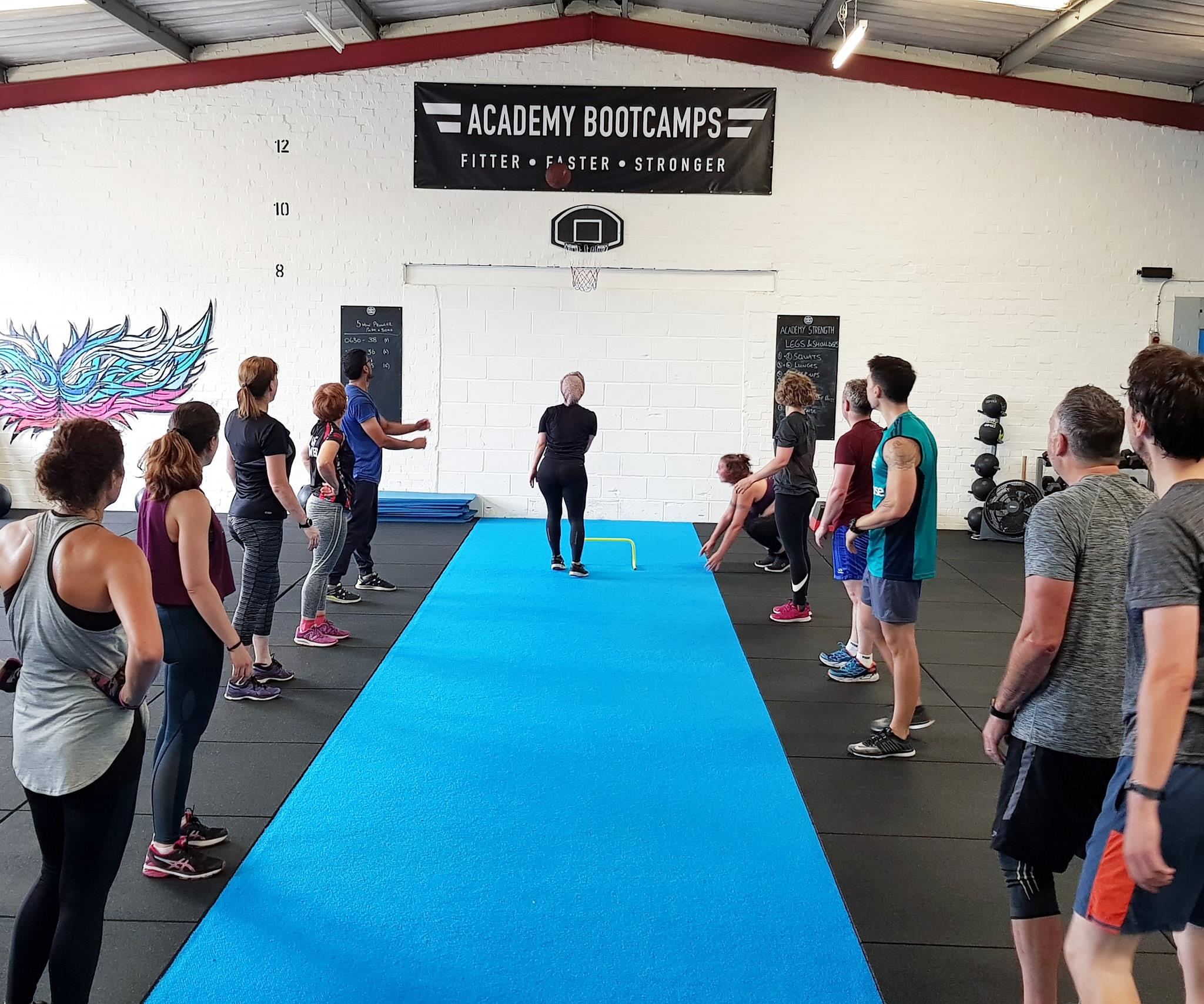 Norwich Fitness Academy Bootcamps