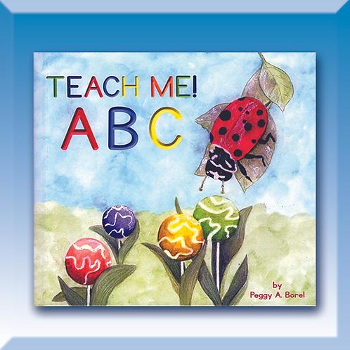 Teach Me! ABC Hardcover