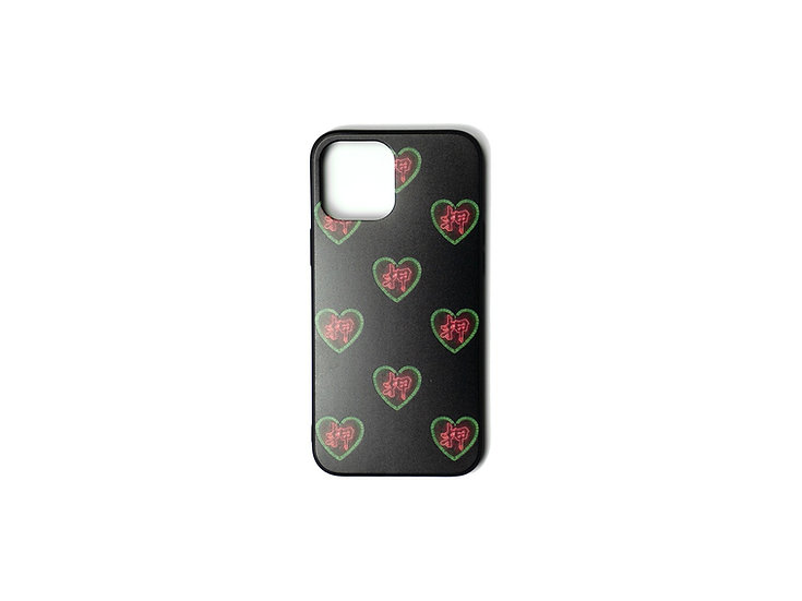 Pawned Heart Iphone Case
