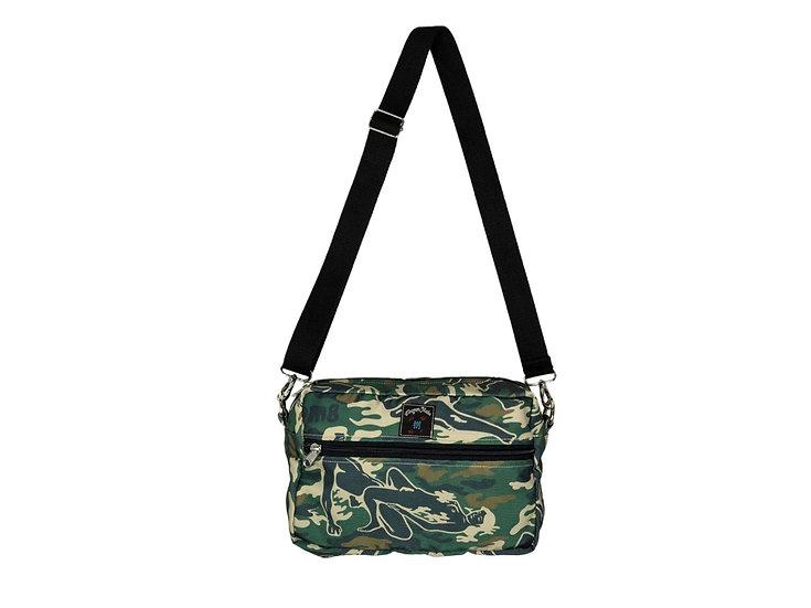 Wild Battlefield Camo shoulder Bag