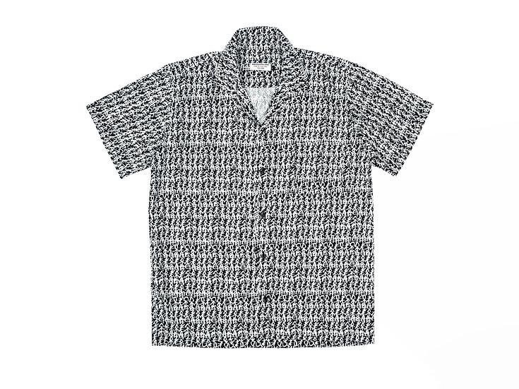 DLLM Aloha Shirt Black