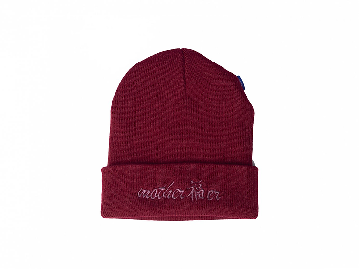 Lucky Classic Beanie Red