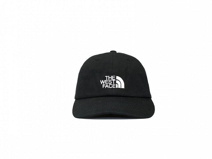 The West Face Cap Black