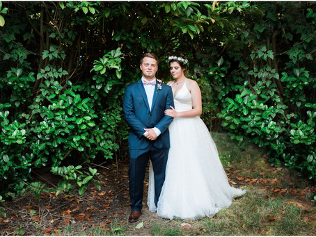 Portland Wedding Photographer | Jordan & Emily