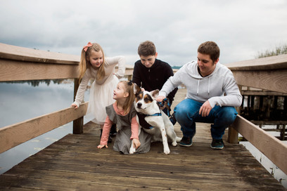 Family Photographer in Portland