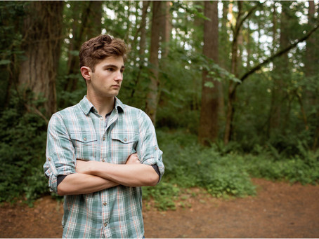 Portland Vancouver Senior Photographer | Battle Ground High School Senior Rep Cody Bronkhorst!