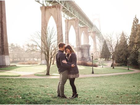 Portland Wedding Photographer | Jordan & Emily, A love Story