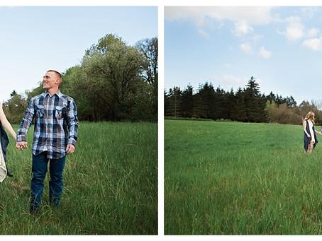 Portland Wedding Photographer | Seth and Natasha, Engagement
