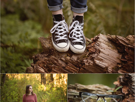 Portland Vancouver Senior Photographer | Mckenzie