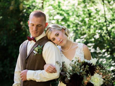 Portland Wedding Photographer | Sneak Peak: Baxter Wedding