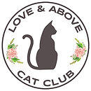 Love and Above Cat Club Logo