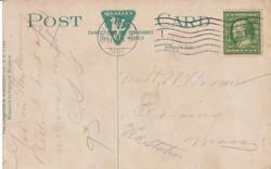 Verso: SS City of Memphis