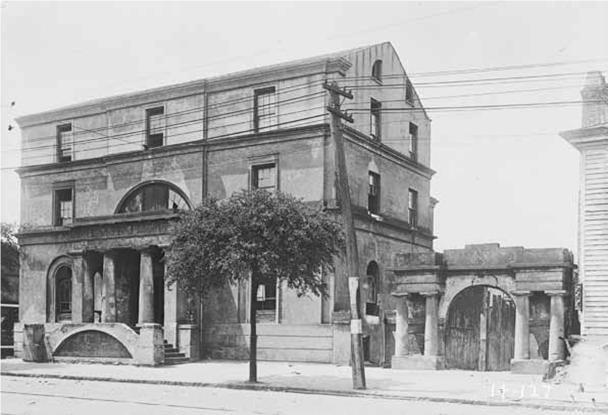 WEST BROAD STREET SCHOOL, 1934