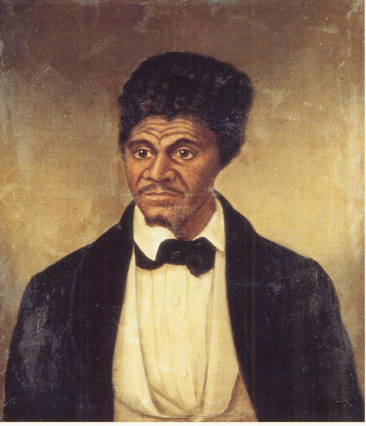 Dred Scott, 1857