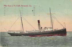 Pilot Boat J.H. Estill