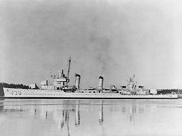 USS Bernadou (DD 153)
