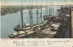 Shipping Lumber, Savannah, GA