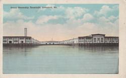 Ocean Steamship Terminals, Savannah