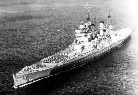 HMS George V