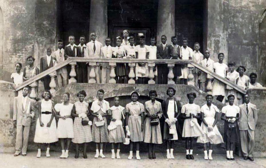 WBSS Students, 1948-50 2013-1-17-14:45:5