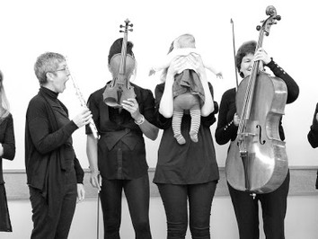 One Orchestra and a baby