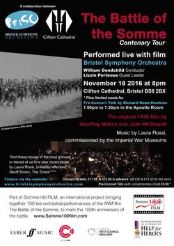 Bristol Symphony Fundraising