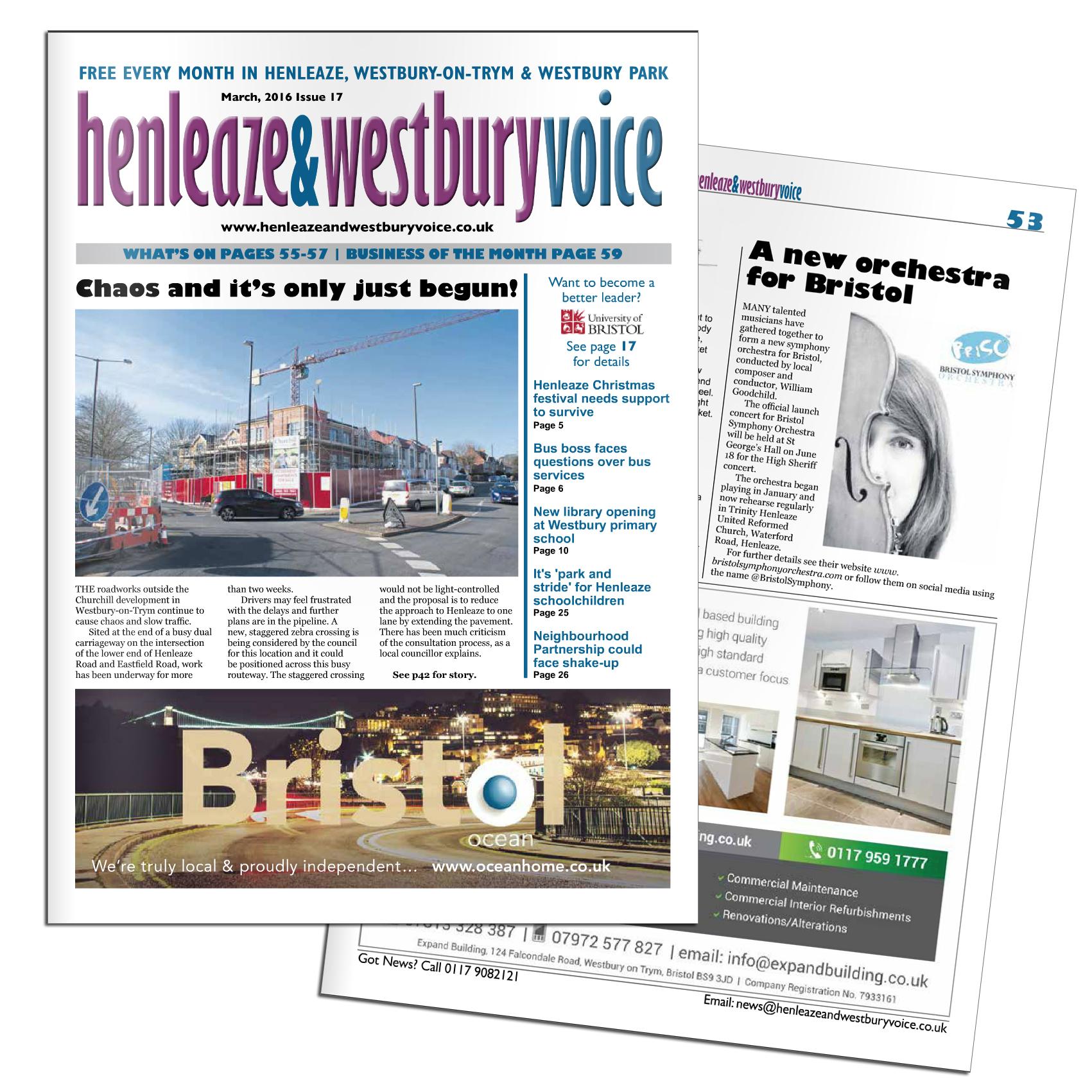 Henleaze & Westbury Voice
