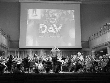 Bristol Symphony Orchestra and BBC Music Day 2016