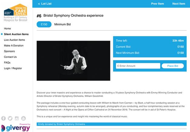 The Bristol Symphony Experience