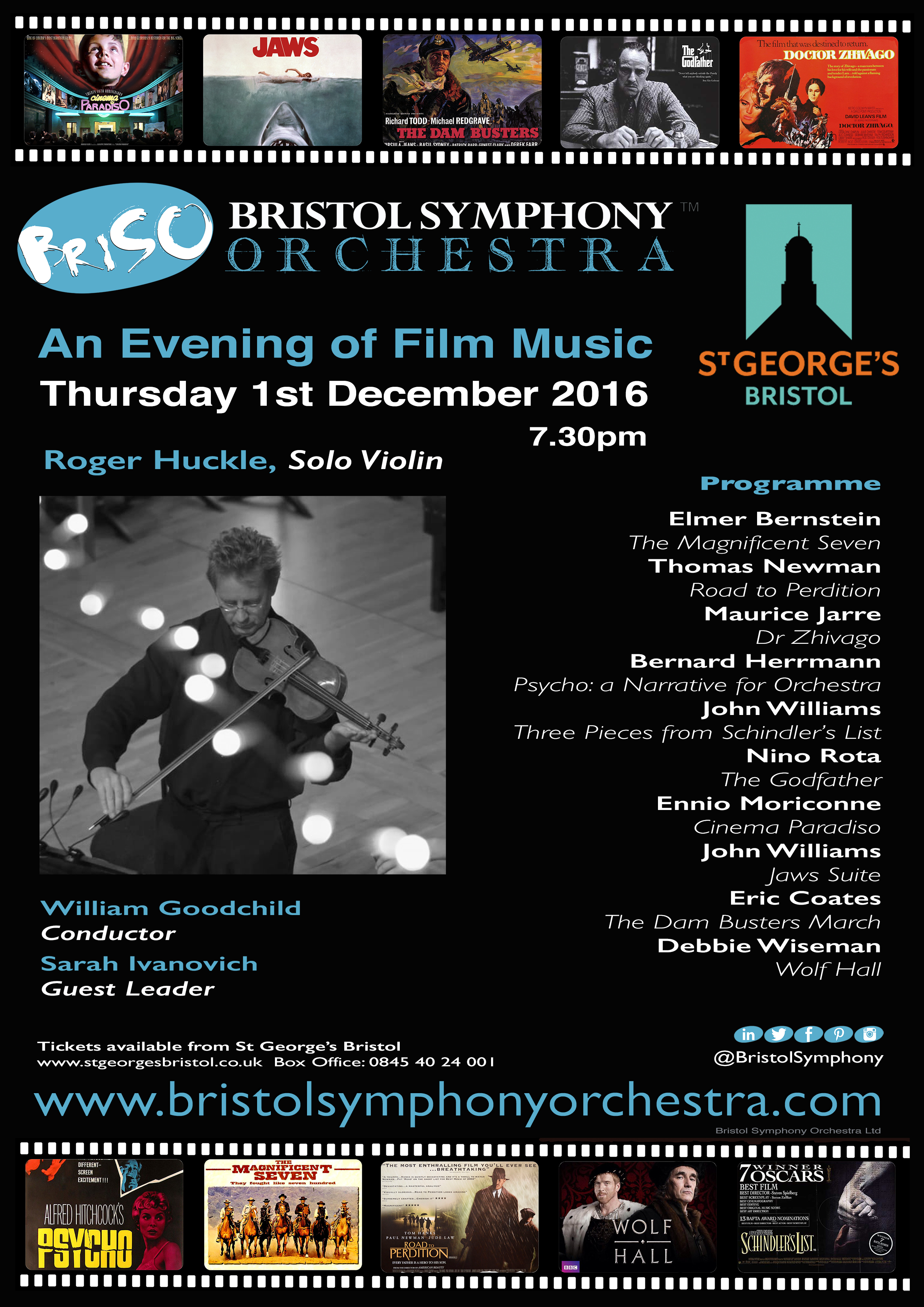 Bristol Symphony Concert
