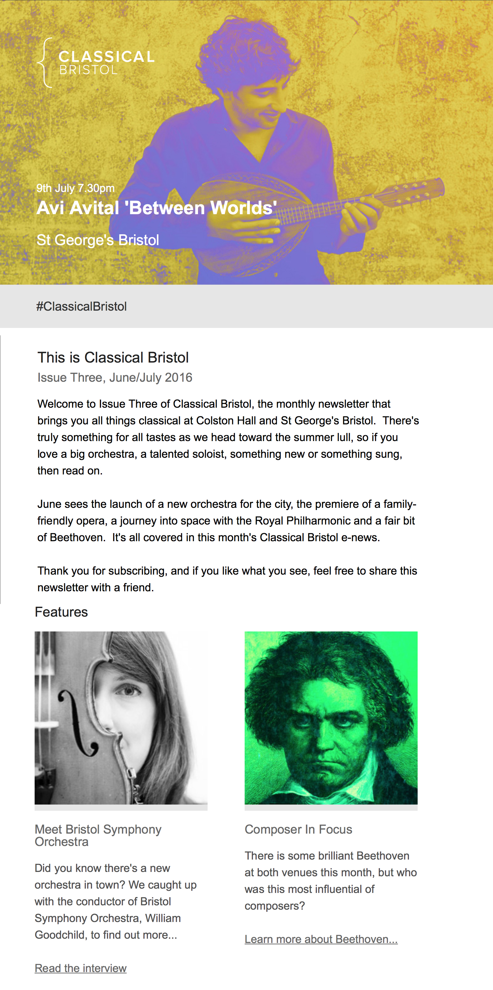 Classical Bristol