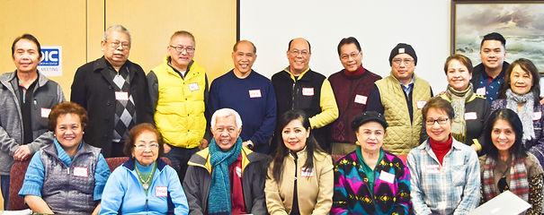 IDIC Board Members and Staff