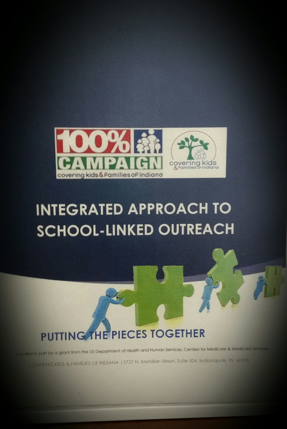 Guidebook: Integrated Approach to School-Linked Outreach