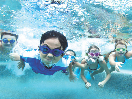 The A-Z of why swimming is so great for kids