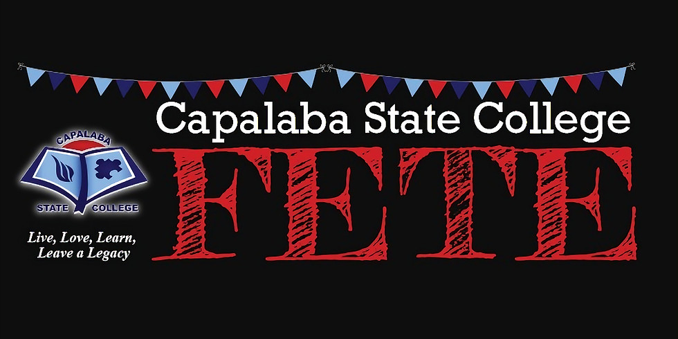 Capalaba Fete | Swim Club Stall