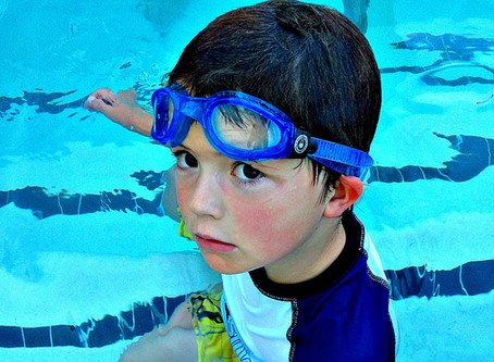 TIPS FOR NERVOUS SWIMMERS