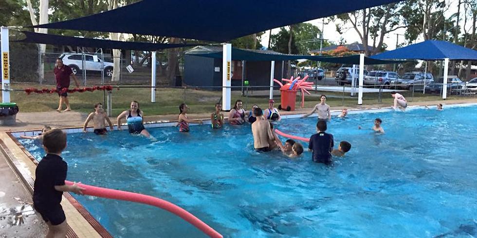 Open Day - Free Swim Night