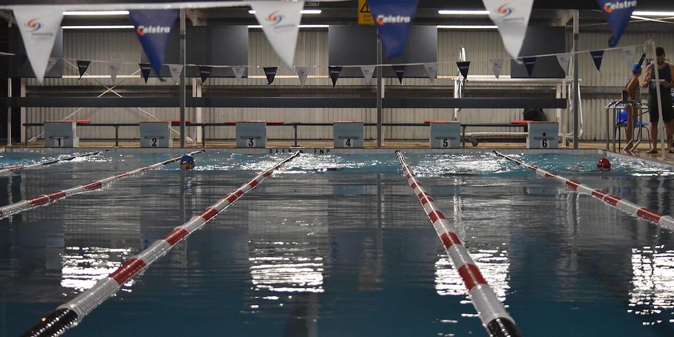 Swim Club Night (Distance)