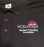 Les polos de MCKoncept
