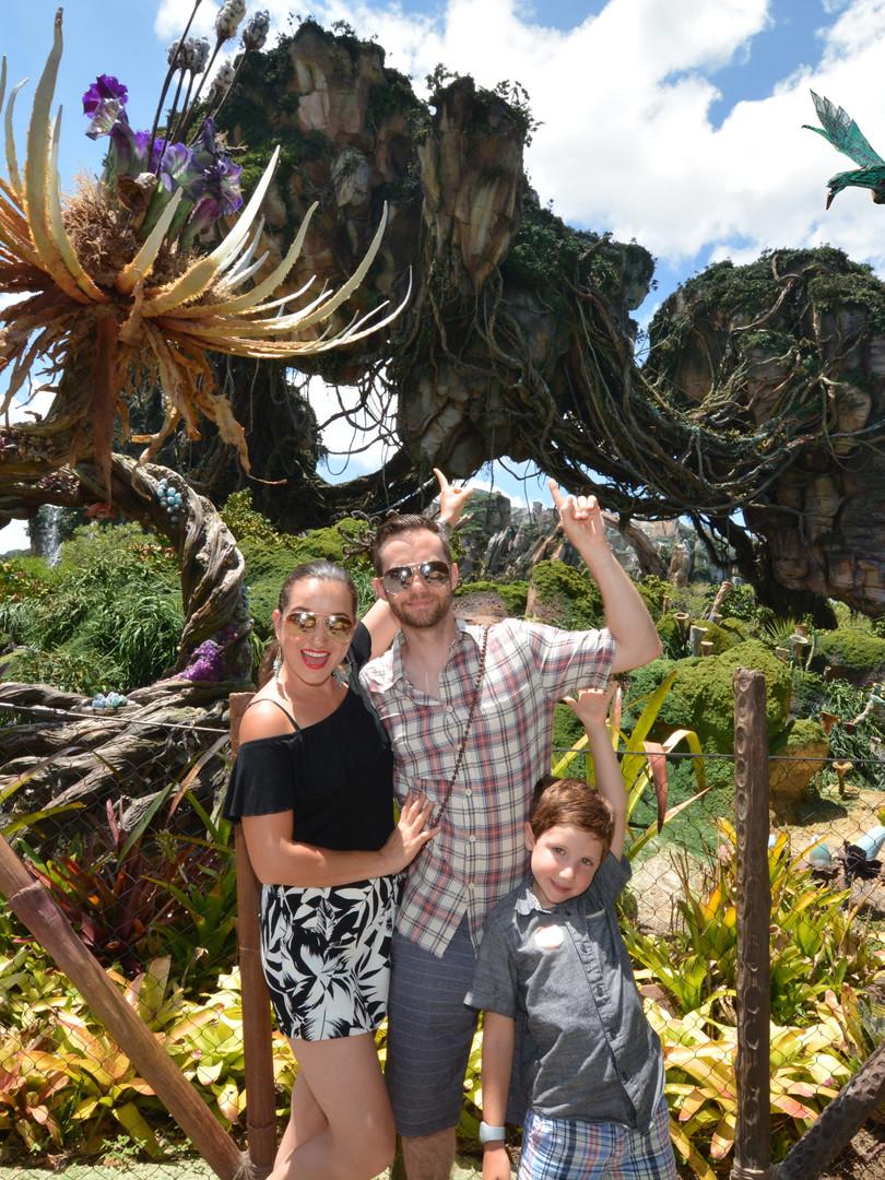 1st Trip To Disneyworld