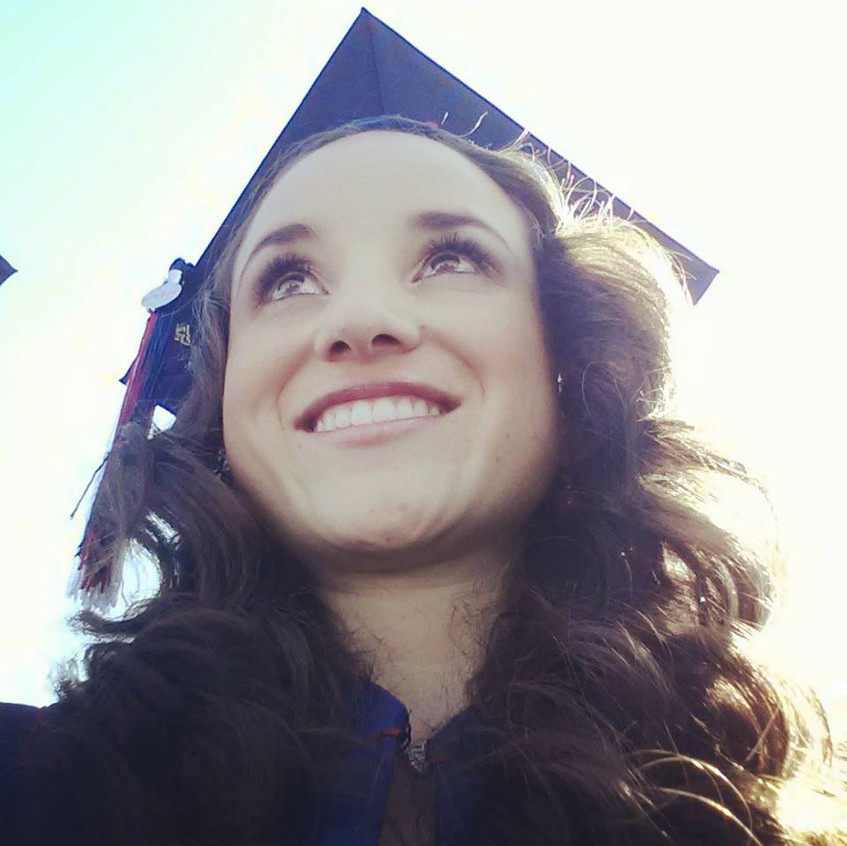 Age 25, Graduation Pic