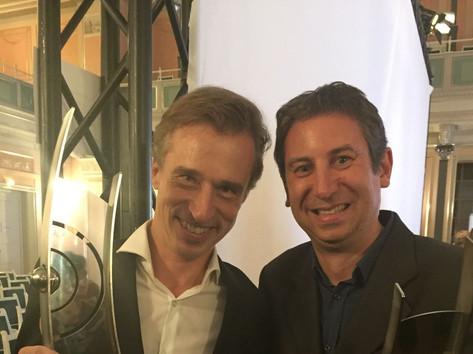 With Christoph Franke (Producer for Digital Concert Hall / Berliner Philharmoniker