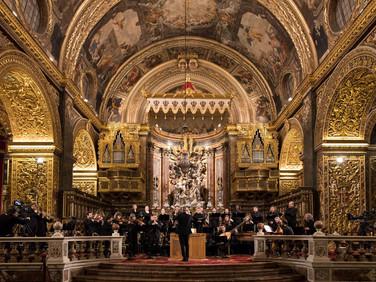 Co-Cathedral Saint-John, Malta