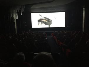 """Screening at cinema """"Le Balzac"""" (Champs-Élisées, Paris)"""