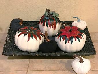 Botanical Pumpkins