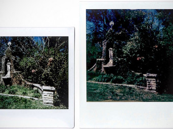 The Juxtaposition of Instant Film