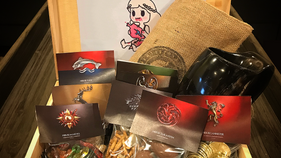 """I Heart You"" Game of Thrones Goody Box"