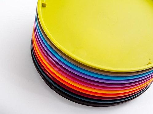 Πιάτο Στρογγυλό Linea 12x1 cm