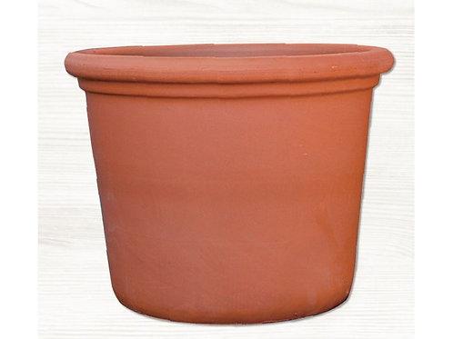 """Γλάστρα """"Flower Pot"""" Πηλός 30x23 cm"""