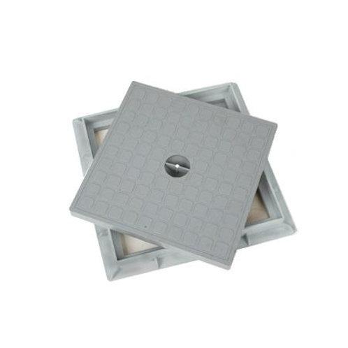 Καπάκι φρεατίου PVC Φ20x20